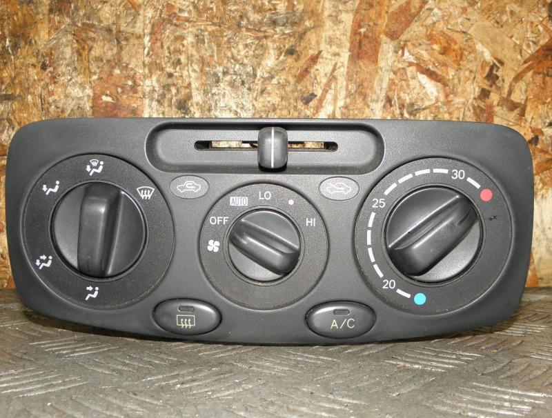 Блок управления климат-контролем Toyota Raum EXZ10 5EFE 2001