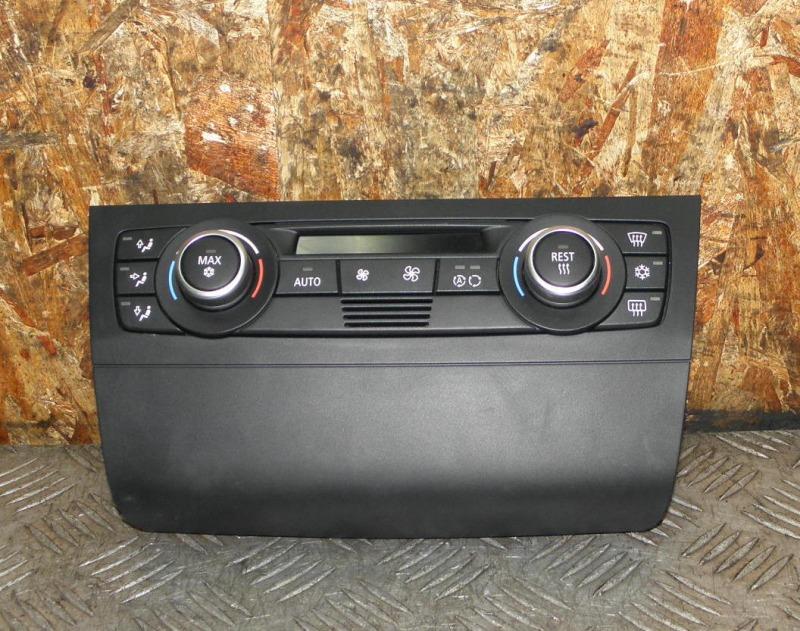 Блок управления климат-контролем Bmw 1-Series E87 N46B20 2007