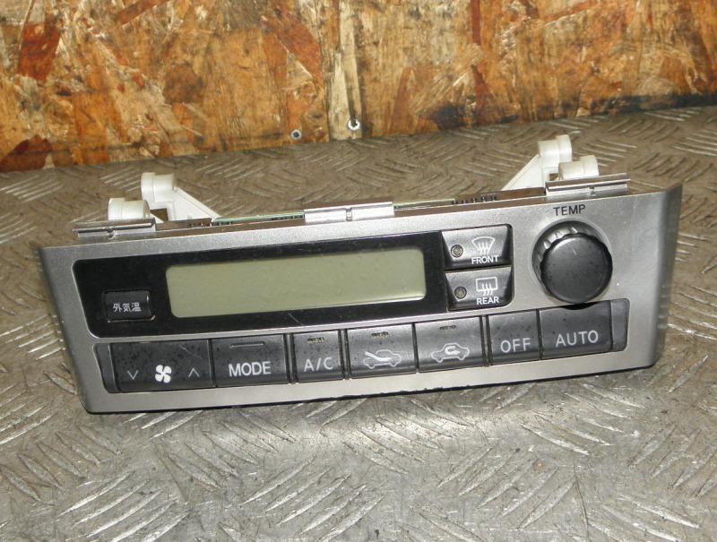 Блок управления климат-контролем Nissan Avenir RW11 QR20DE 2003