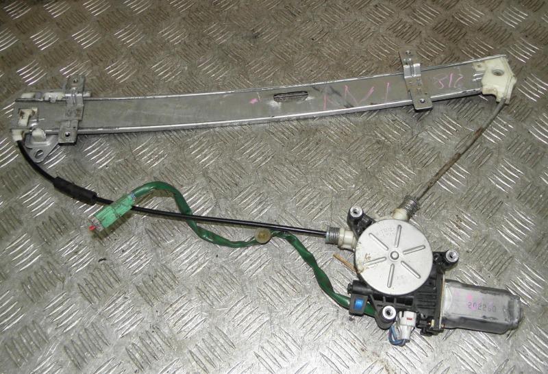 Стеклоподъемник Honda Stream RN1 D17A передний левый