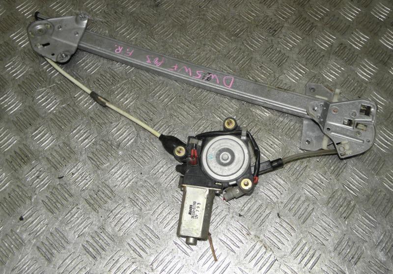 Стеклоподъемник Mazda Ford Festiva (Demio) DW5W B5 1997 передний правый