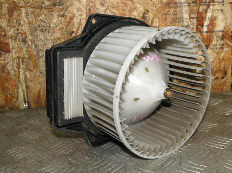 Мотор печки Nissan Wingroad WFY11 QG15DE 2002