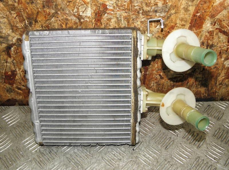 Радиатор печки Nissan Avenir PW11 SR20DE 1998