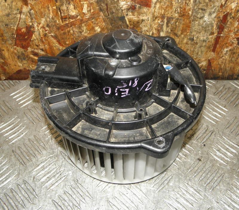 Мотор печки Toyota Wish ZNE10 1ZZFE 2005
