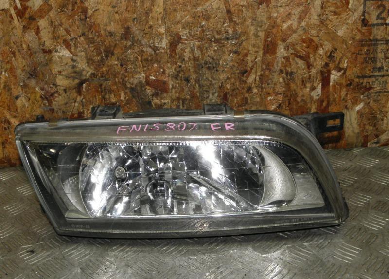 Фара Nissan Pulsar FN15 GA15DE 2000 передняя правая