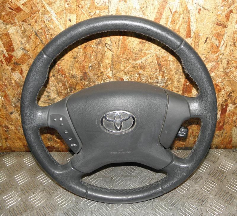 Руль Toyota Avensis AZT250 1AZFSE 2003