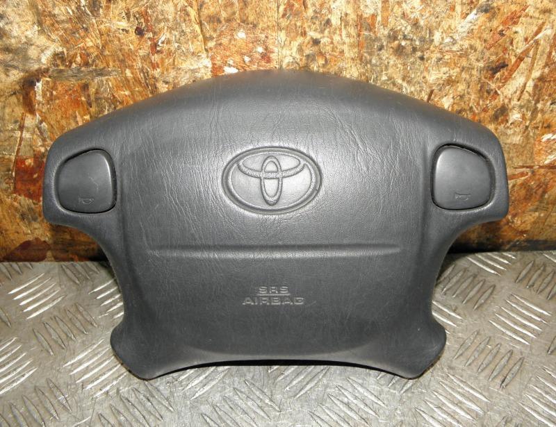 Airbag на руль Toyota Raum EXZ10 5EFE 2001