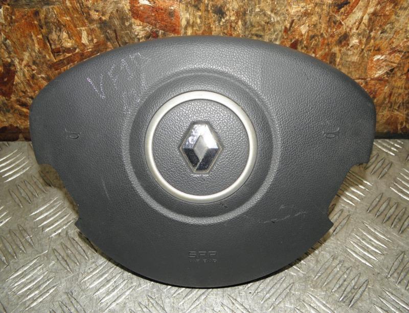 Airbag на руль Renault Clio BR K4M801 (1.6) 2008