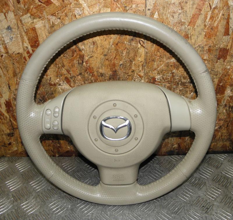 Руль Mazda Demio DY3W ZJ 2004