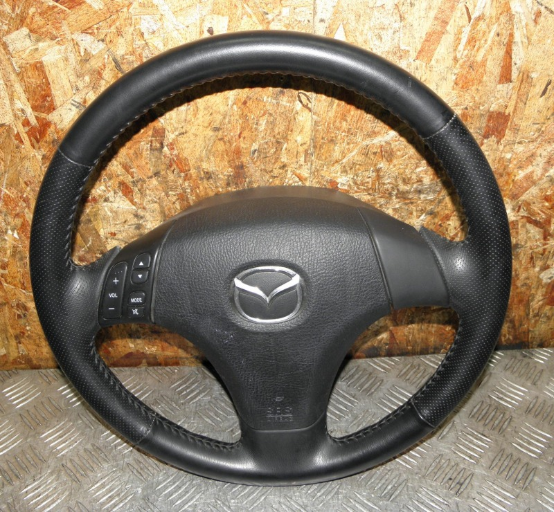 Руль Mazda Atenza Sport Wagon GY3W L3VE 2004