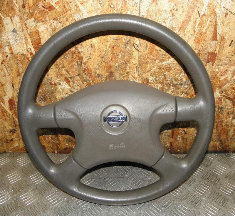 Руль Nissan Bluebird Sylphy QNG10 QG18DE 2002