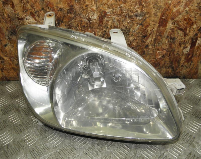 Фара Toyota Raum EXZ10 5EFE 2001 передняя правая