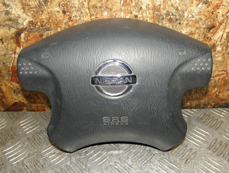 Airbag на руль Nissan Wingroad WFY11 QG15DE 2002