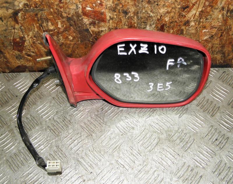Зеркало Toyota Raum EXZ10 5EFE 2001 переднее правое