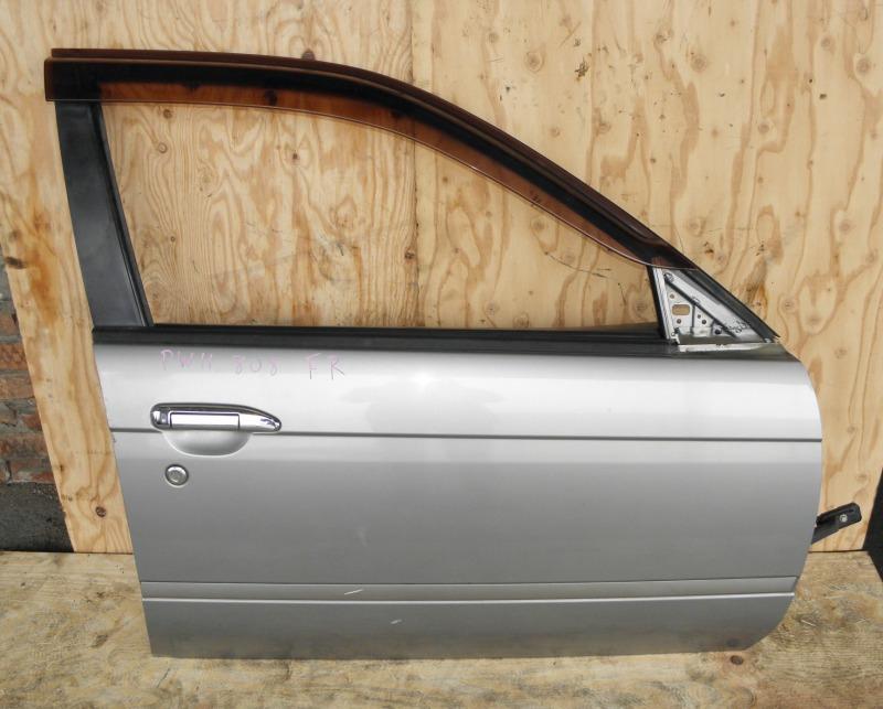 Дверь Nissan Avenir PW11 SR20DE 1998 передняя правая