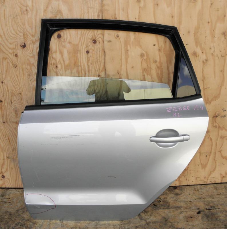 Дверь Volkswagen Polo CJZC (1.2 2014 задняя левая