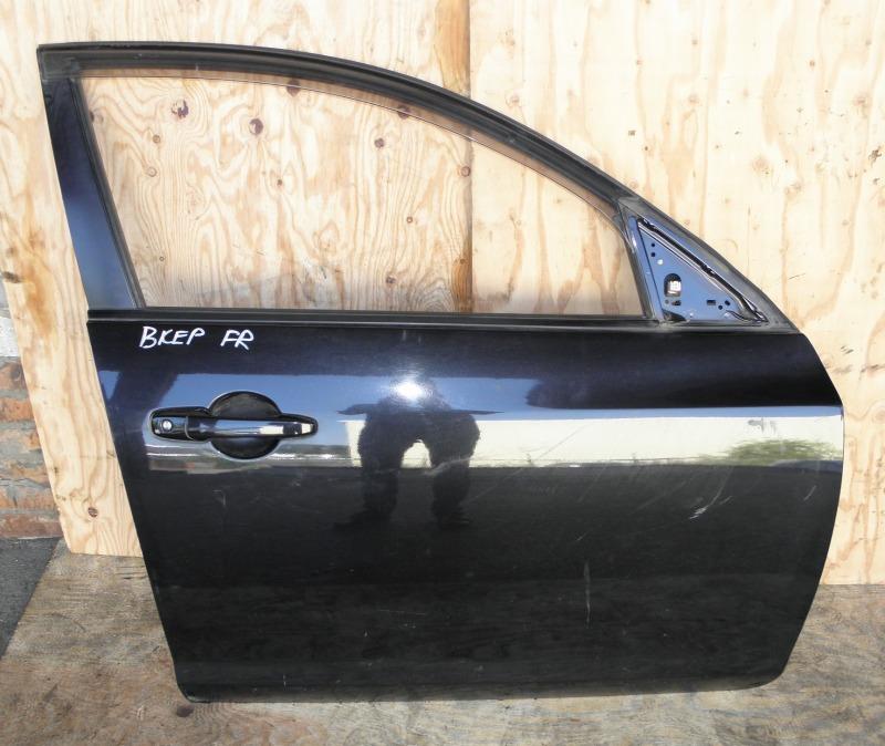 Дверь Mazda Axela BKEP LFDE 2006 передняя правая