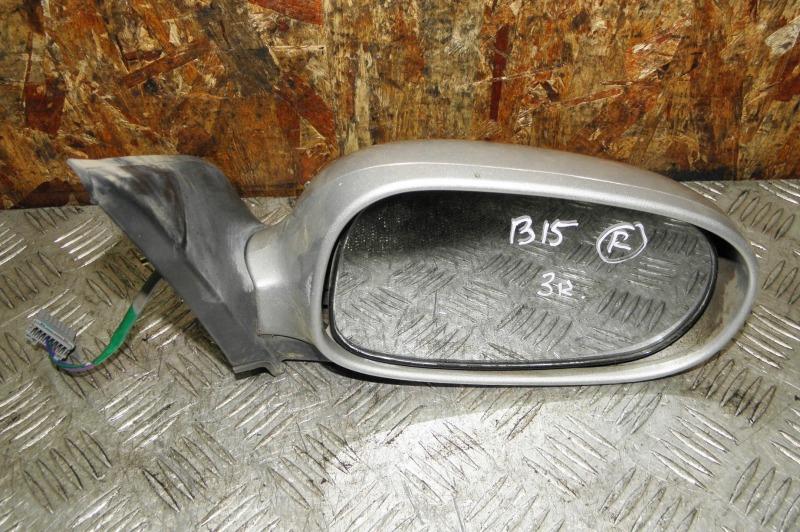 Зеркало Nissan Sunny FB15 QG15DE 2000 переднее правое