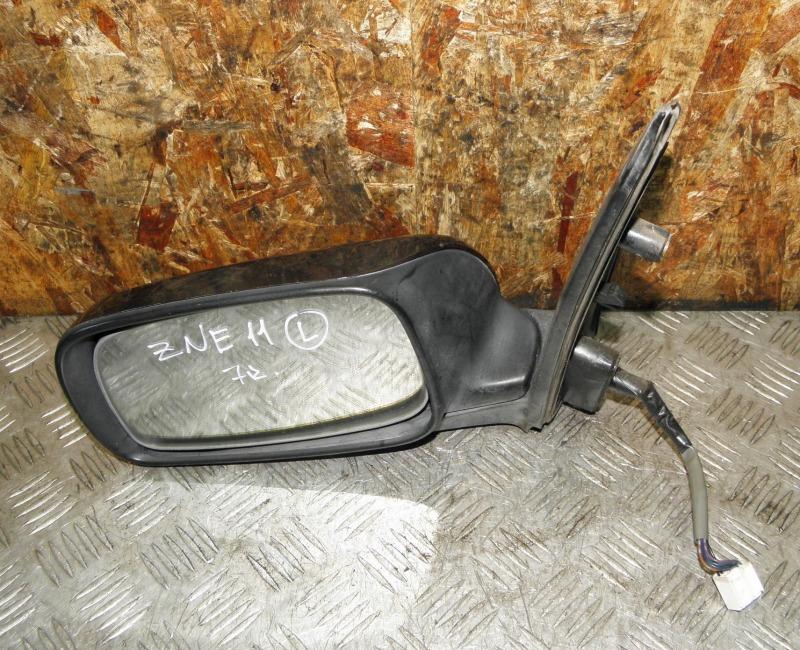 Зеркало Toyota Wish ZNE10 1ZZFE переднее левое