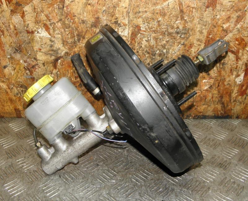 Главный тормозной цилиндр Nissan Wingroad WFY11 QG15DE 2002