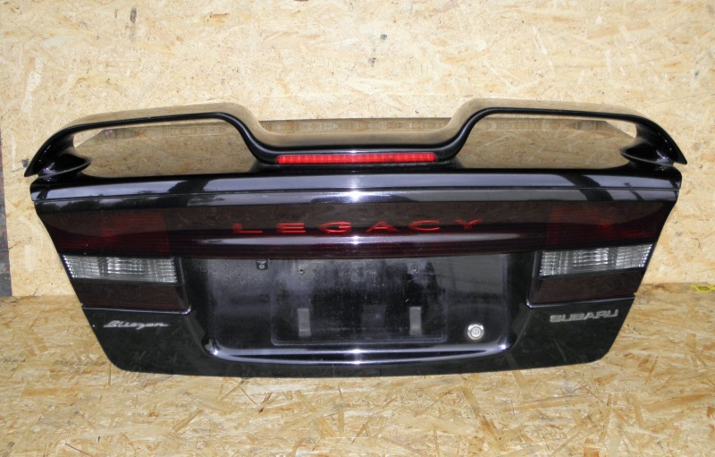 Крышка багажника Subaru Legacy BE5 EJ206DXCBE 2001