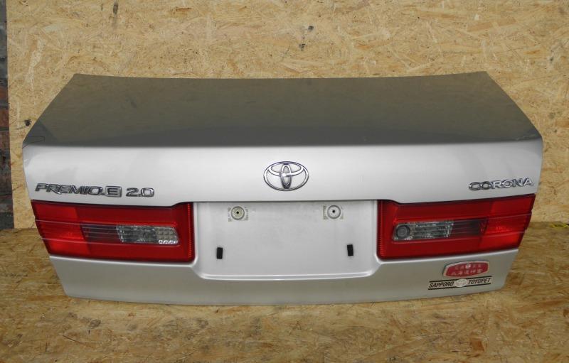 Крышка багажника Toyota Corona Premio ST215 3SFE 2000