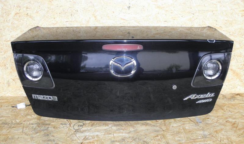 Крышка багажника Mazda Axela BKEP LF 2007