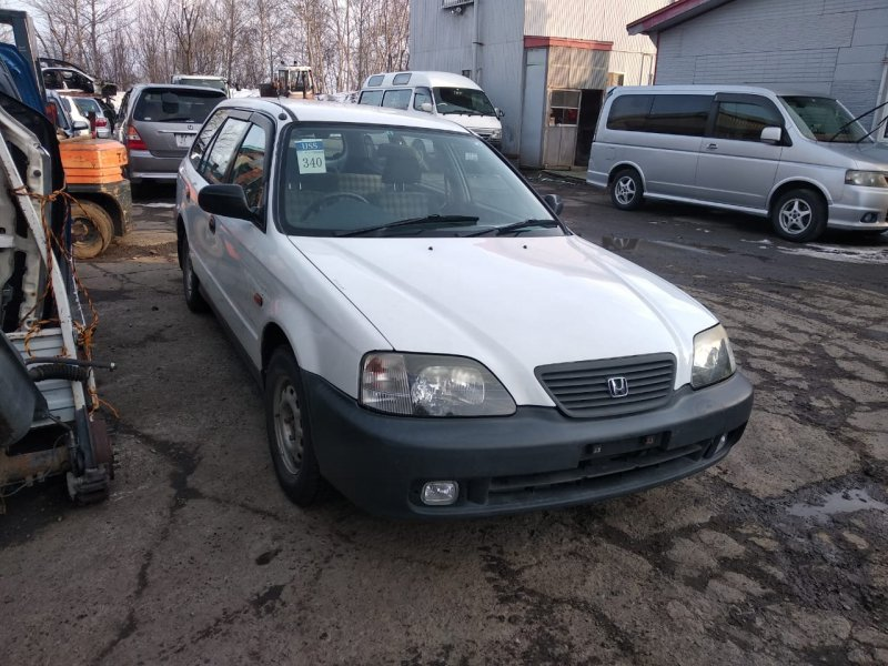 Автомобиль Honda Partner EY8 D16A 1997 года в разбор
