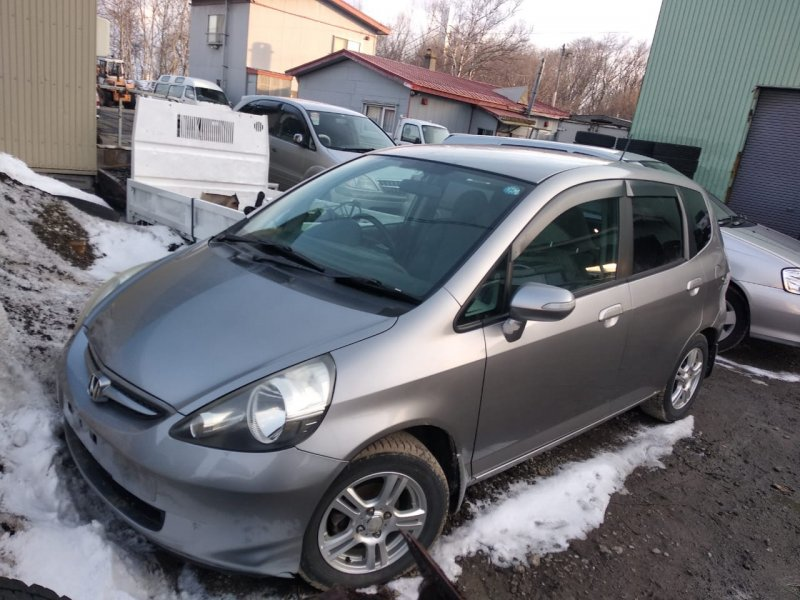 Автомобиль Honda Fit GD1 L13A 2006 года в разбор