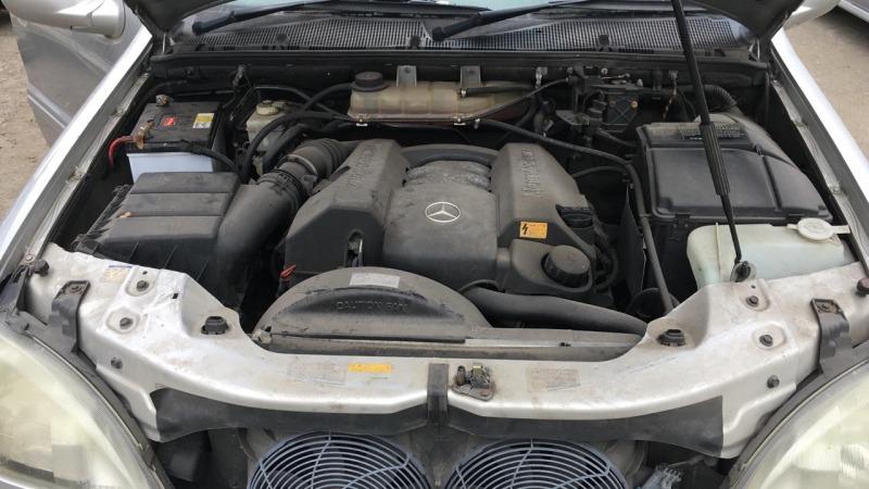Автомобиль Mercedes-Benz ML320 W163 112.942 30 296996 1998 года в разбор