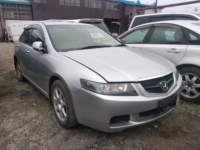 Автомобиль Honda Accord CL9 K24A 2003 года в разбор
