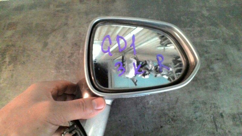 Зеркало Honda Fit GD1 L13A переднее правое