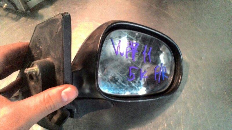 Зеркало Nissan Wingroad Y11 переднее правое