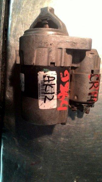 Стартер Nissan March AK12 CR12DE