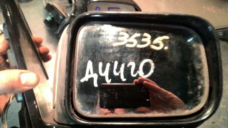 Зеркало Mitsubishi Mirage Dingo CQ2A 4G15GDI переднее правое