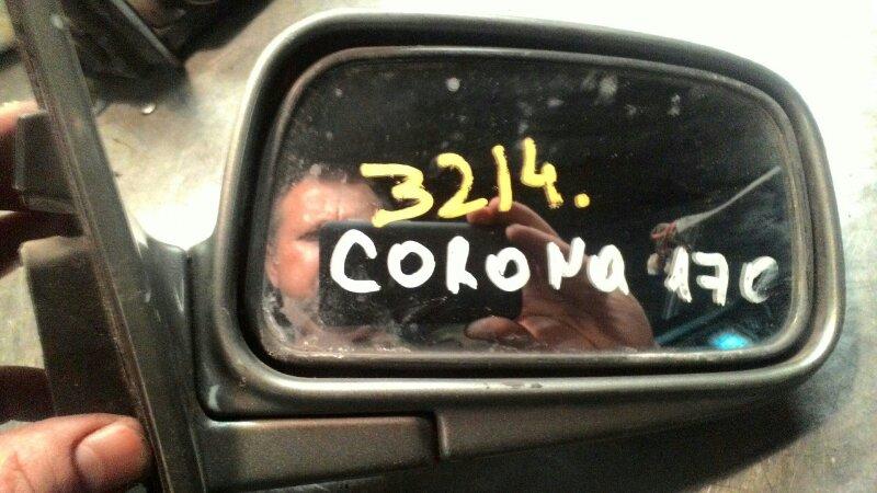 Зеркало Toyota Corona AT170 переднее правое