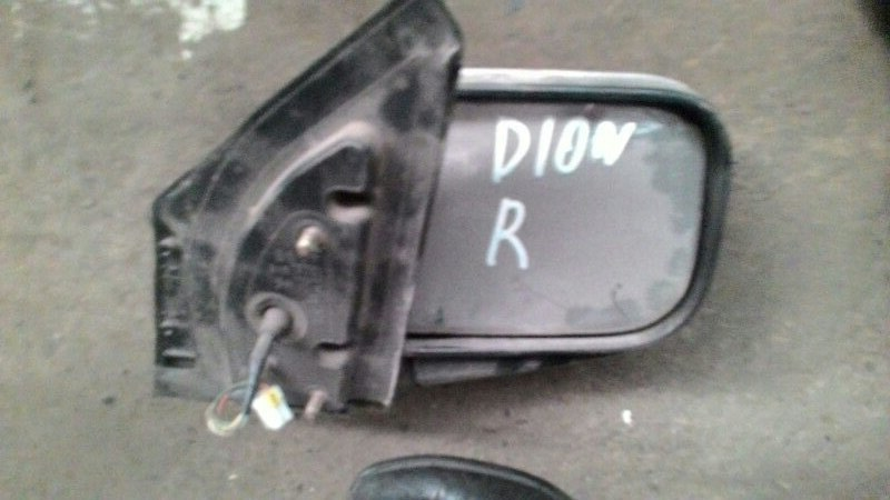 Зеркало Mitsubishi Dion CP9W 4G63 переднее правое