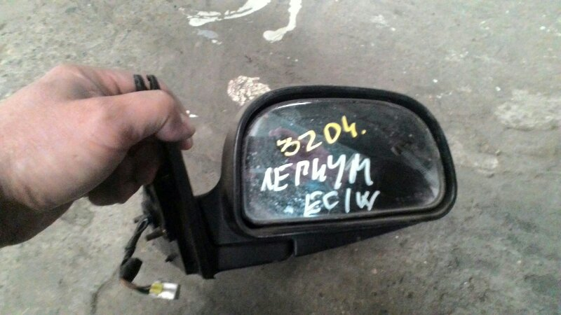 Зеркало Mitsubishi Legnum EC1W 4G93 GDI переднее правое