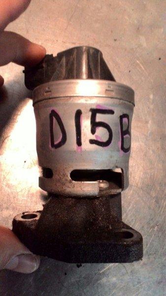 Клапан egr Honda Civic ES1 D15B