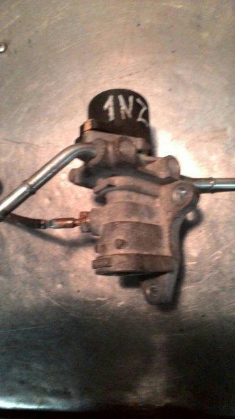 Клапан egr Toyota Corolla NZE121 1NZ FE