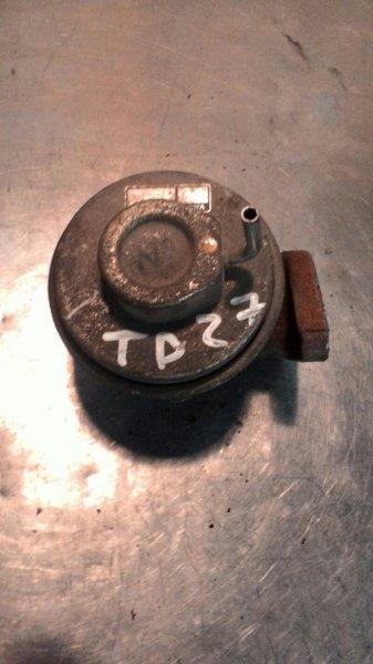 Клапан egr Nissan Terrano WBYD21 TD27T