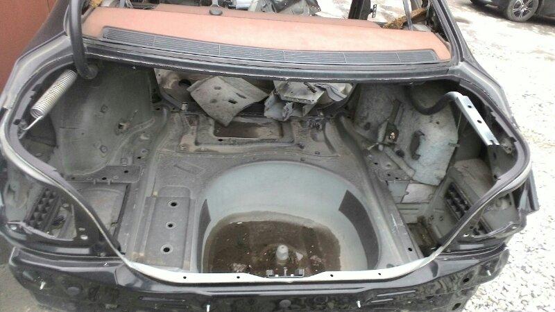 Задняя часть кузова Bmw 5 Series E60 N52B30