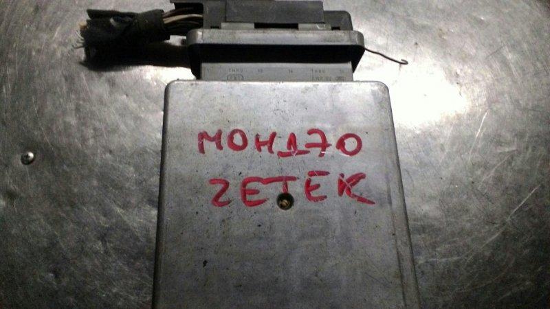Блок управления двс Ford Mondeo 2 BAP ZETEC 2 0