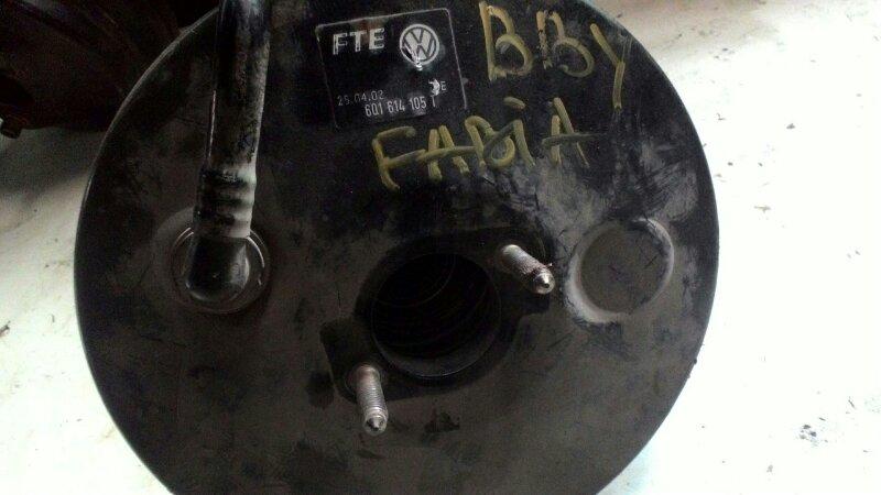 Вакуумный усилитель тормозов Skoda Fabia 6Y3 BBY