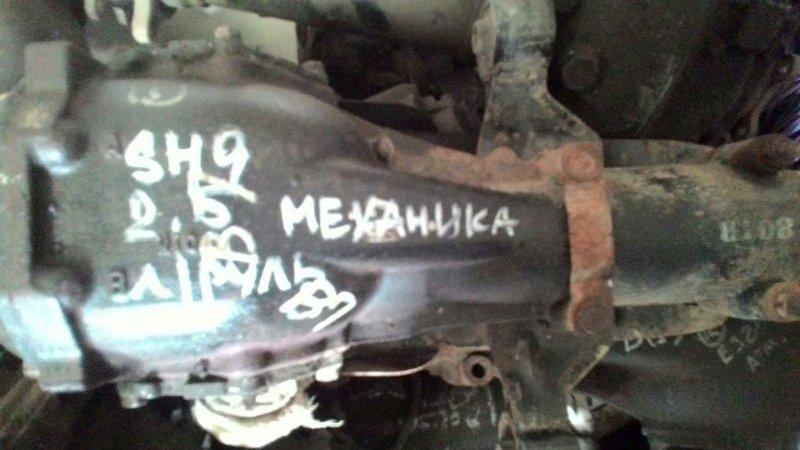 Редуктор задний Subaru Forester SH9