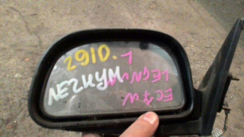 Зеркало Mitsubishi Legnum EC1W 4G93 GDI переднее левое