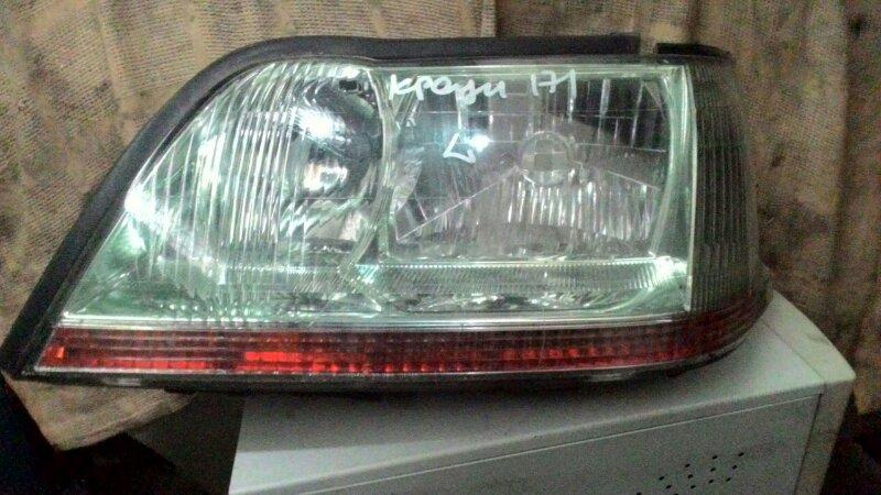 Фара Toyota Crown JZS151 2JZGE передняя левая