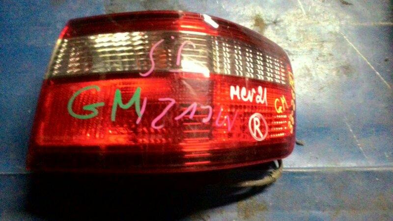Фонарь Toyota Camry Gracia SXV25 5S-FE задний правый