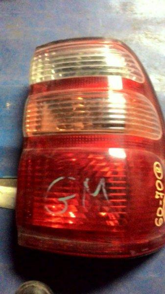 Фонарь Toyota Land Cruiser UZJ100 2UZFE задний правый
