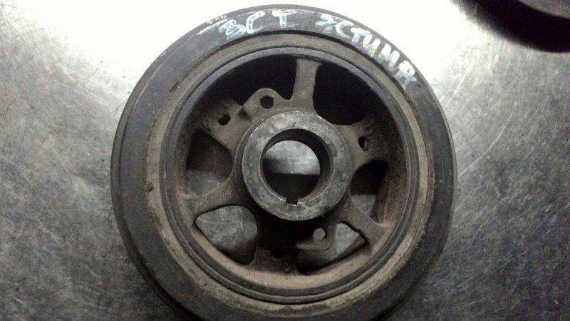 Шкив коленвала Toyota Estima Lucida CXR21 3CTE